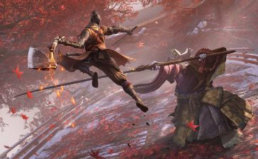 ٍSekiro: Shadows Die Twice