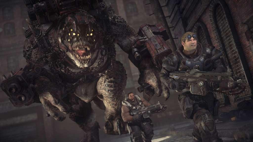 سلسلة Gears of War