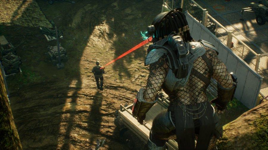 لعبة Predator: Hunting Grounds