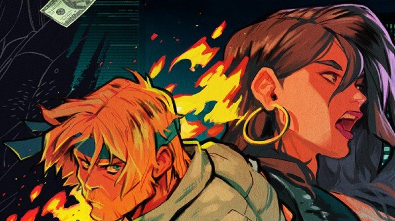 لعبة Streets of Rage 4