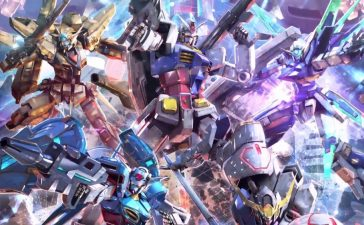 Gundam Extreme VS. Maxiboost ON