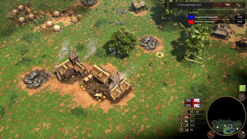 ألعاب Age of Empires