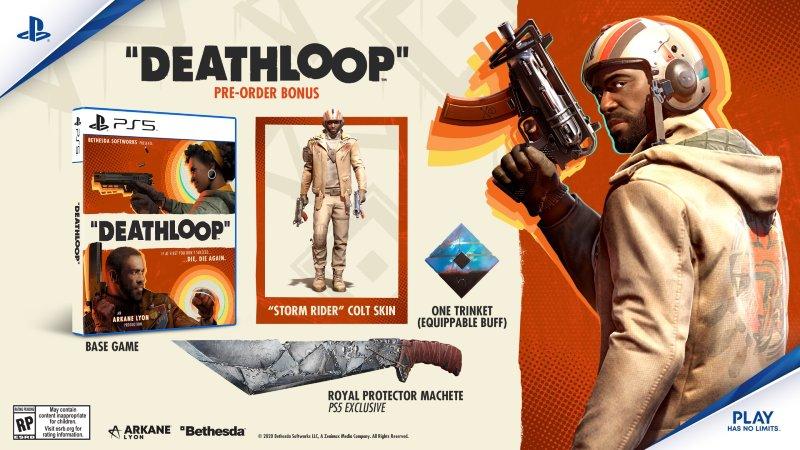 موعد إصدار Deathloop