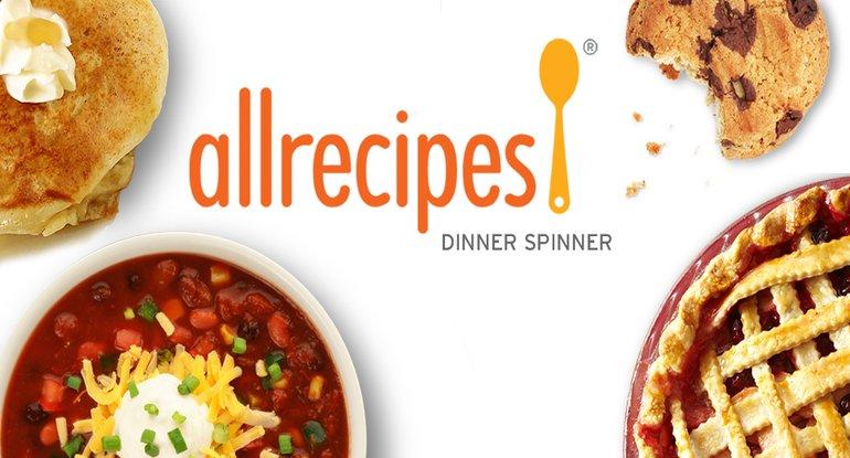 Allrecipes Dinner Spinner تطبيق قوي لإيجاد أفضل الوصفات - موقع أبو عمر التقني